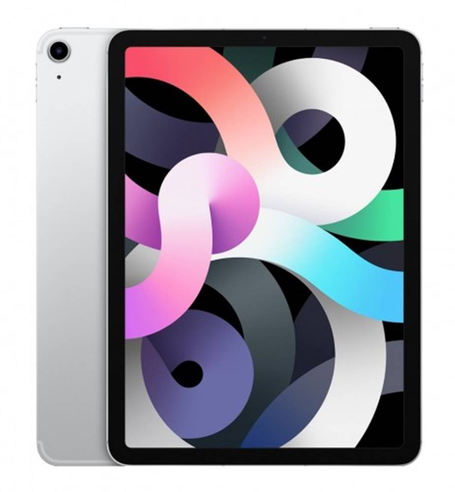 Apple Apple iPad Air Wi-Fi+Cell 256GB - Silver 2020