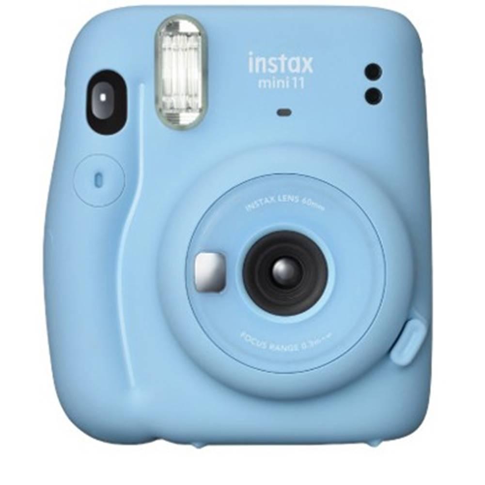 Fuji Fotoaparát Fujifilm Instax Mini 11, modrá