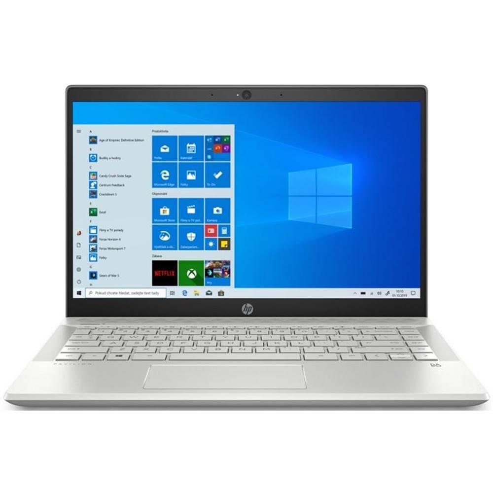 HP Notebook HP Pavilion 14-ce3004nc strieborný