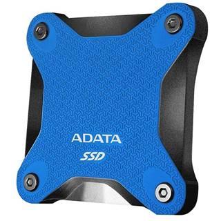 SSD externý Adata SD600Q 240GB modrý