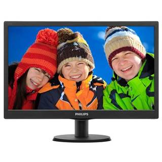 Monitor Philips 203V5lsb26 čierny
