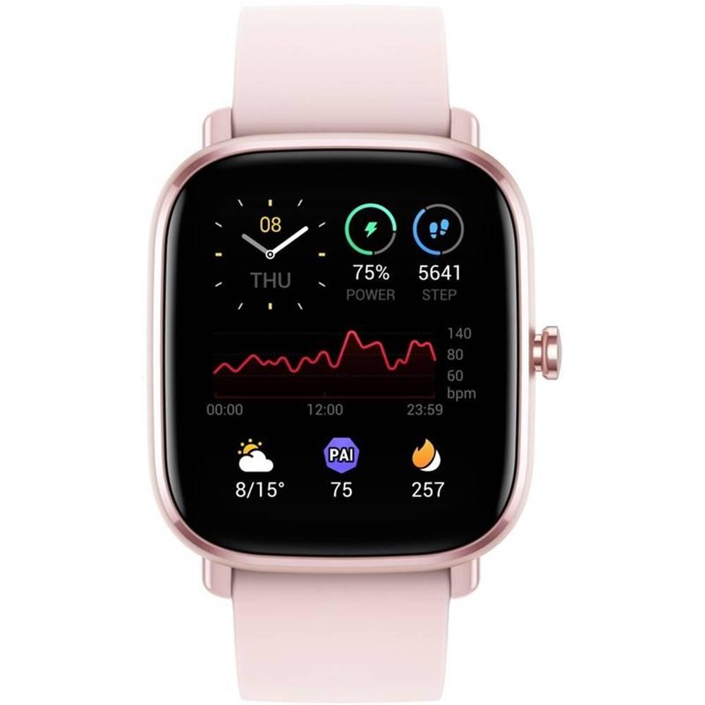 Amazfit Inteligentné hodinky Amazfit GTS 2 mini ružové