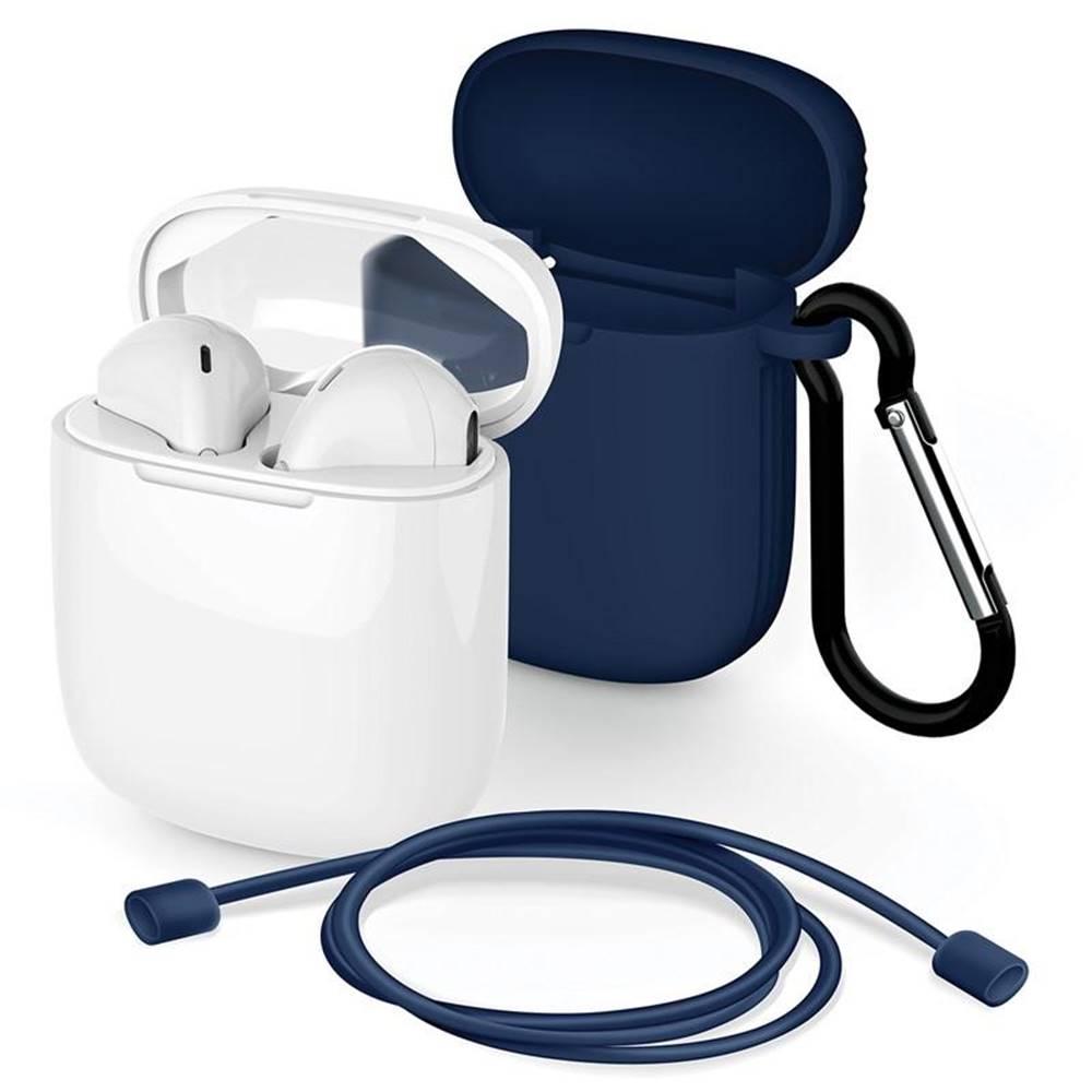 Meliconi Slúchadlá Meliconi Safe Pods biela/modrá