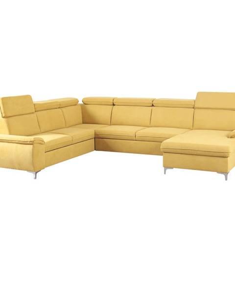 Žltý nábytok Tempo Kondela