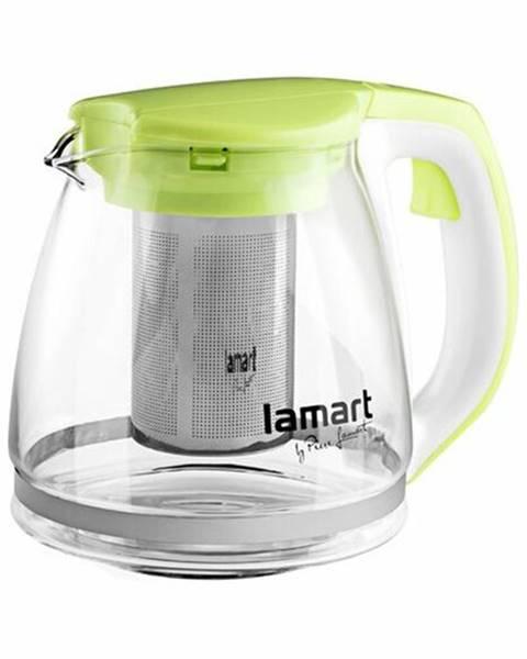 Zelené doplnky Lamart