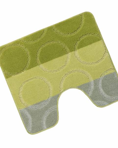 Zelený koberec Bellatex