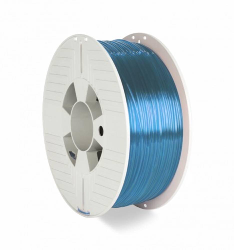Verbatim 3D filament Verbatim, PET-G, 1,75mm, 1000g, 55056, transp. blue