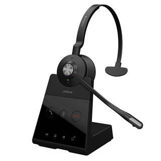 Headset  Jabra Engage 65, Mono čierny