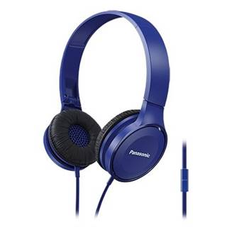 Slúchadlá Panasonic RP-Hf100me-A modrá