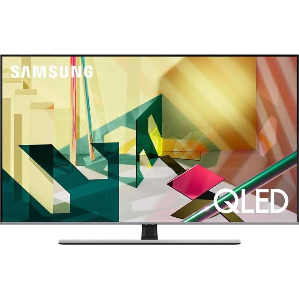 Samsung Televízor Samsung Qe65q77tc strieborn