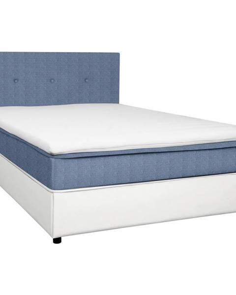 Biela posteľ Carryhome