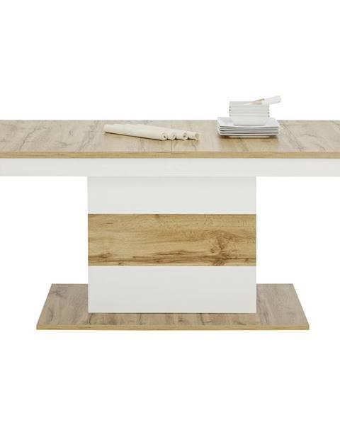 Biely stôl Mömax modern living