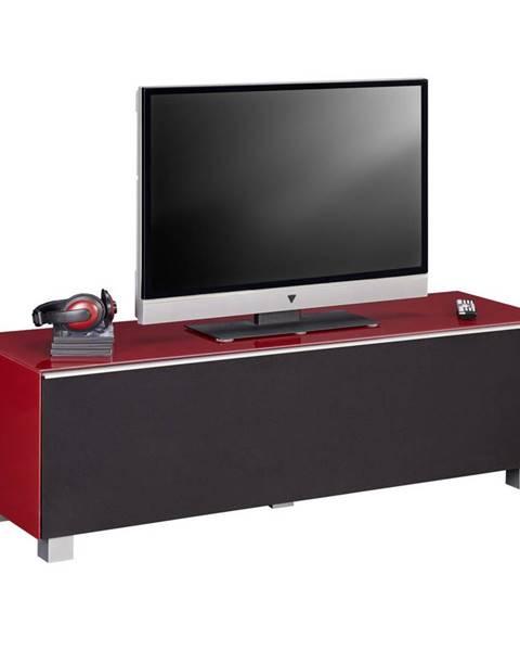 Červený stôl Carryhome