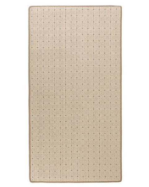 Béžový koberec Petali
