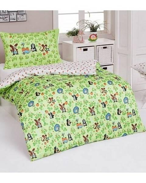 Zelená obliečka Matějovský