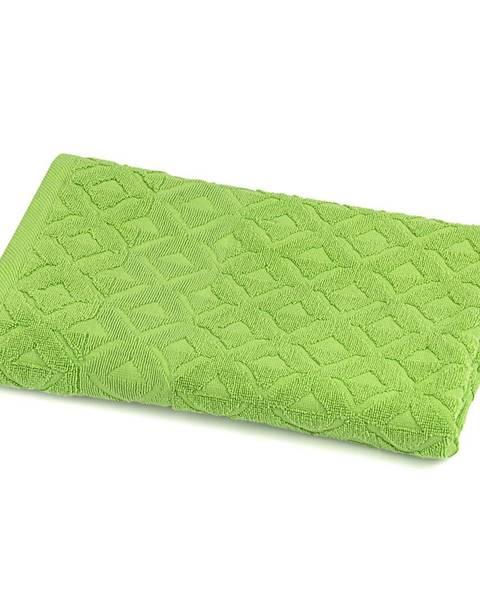 Zelený uterák Karlsson