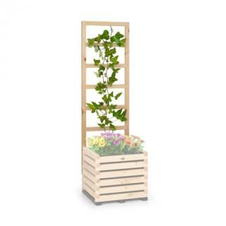 Blumfeldt Modu Grow 50 UP, mriežka na rastliny, 151 x 50 x 3 cm, borovica