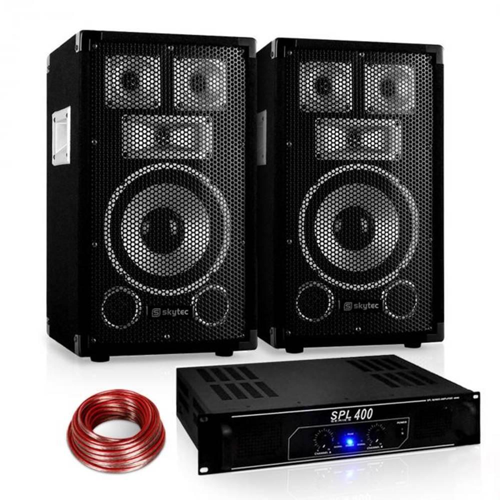 "Electronic-Star Electronic-Star PA set Saphir Series ""Warm Up Party"" 8PLUS"