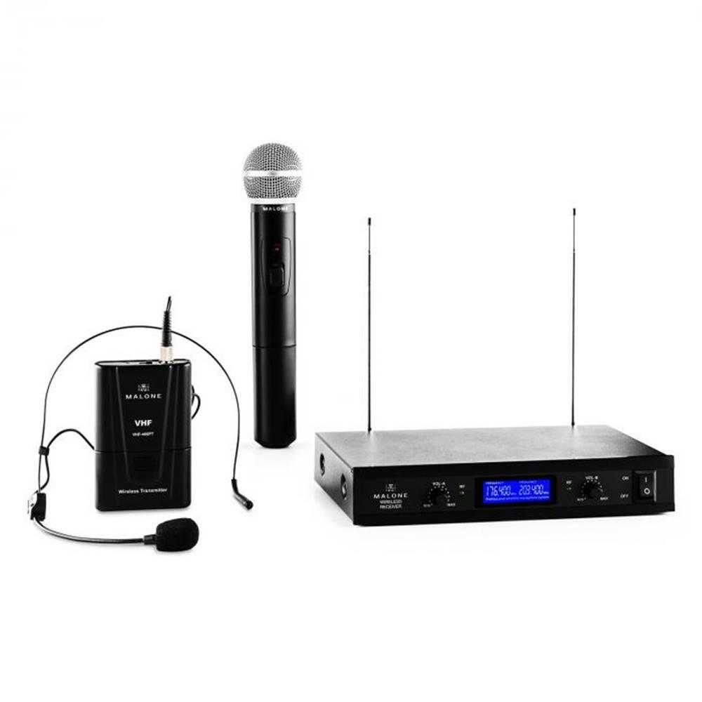 Auna Pro VHF-400 Duo 3, 2-k...