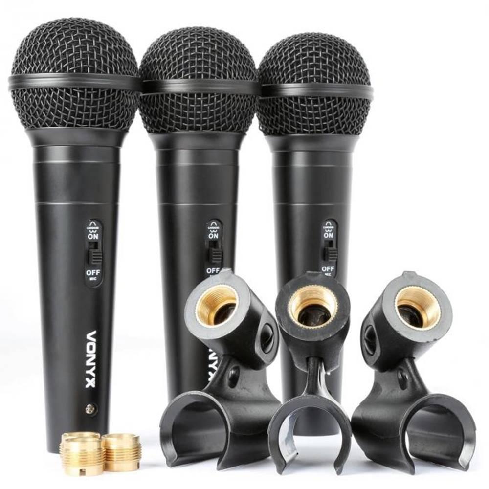 Vonyx Vonyx VX1800S, sada dynamických mikrofónov