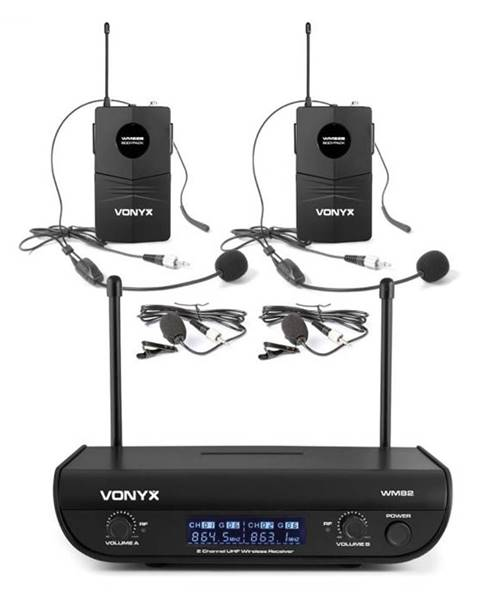 Mikrofón Vonyx