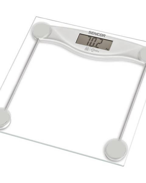 Biela váha Sencor