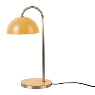 Okrovožltá stolná lampa Leitmotiv Decova