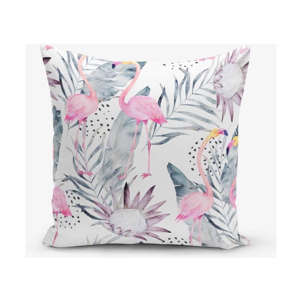 Minimalist Cushion Covers Obliečka na vankúš s prímesou bavlny Minimalist Cushion Covers Pastel, 45×45 cm