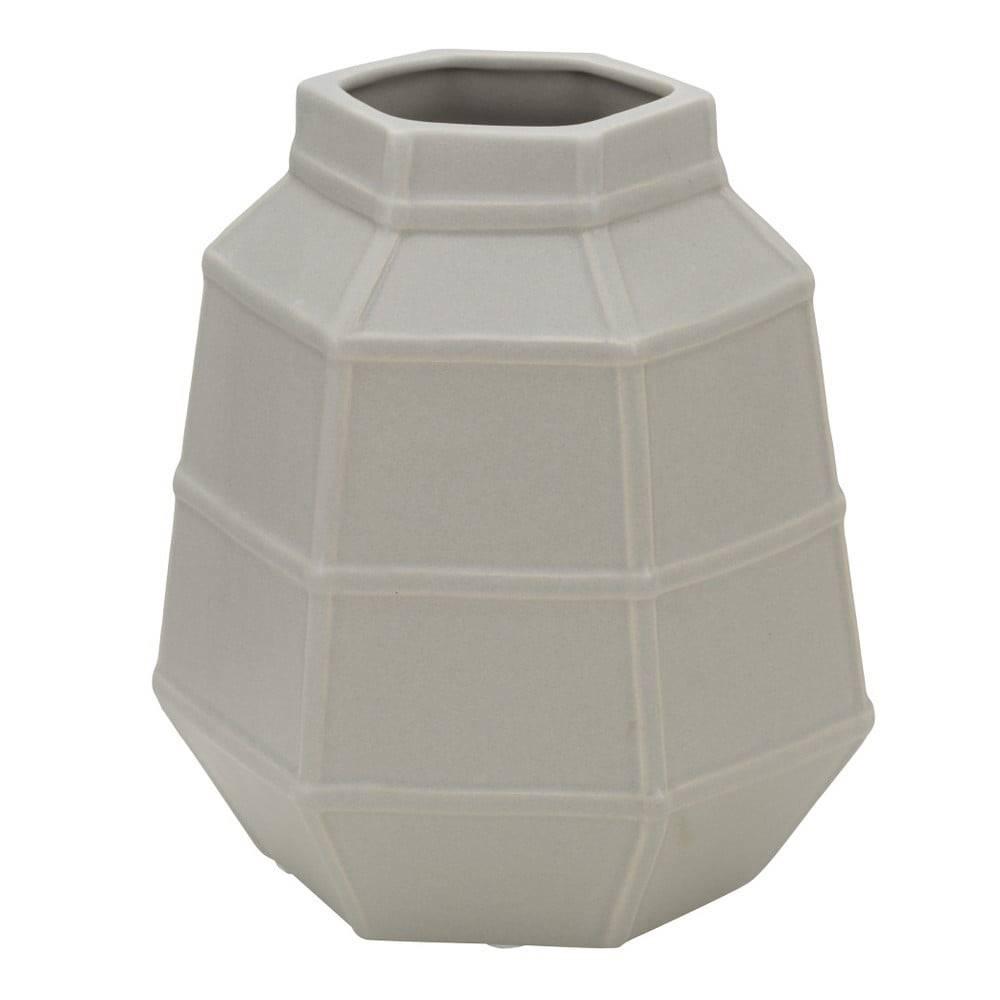 Mauro Ferretti Béžová porcelánová váza Mauro Ferretti Lumiere