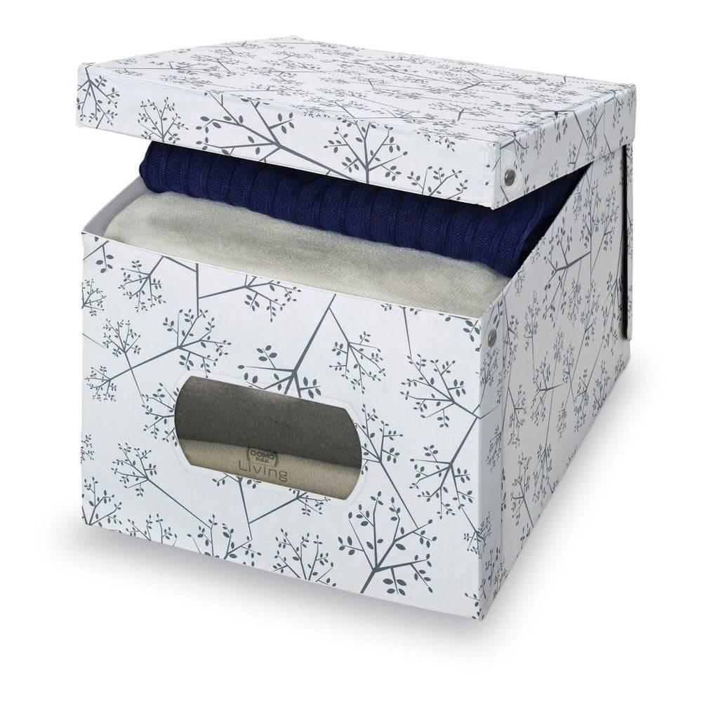 Domopak Úložný box Domopak Bon Ton, výška31 cm