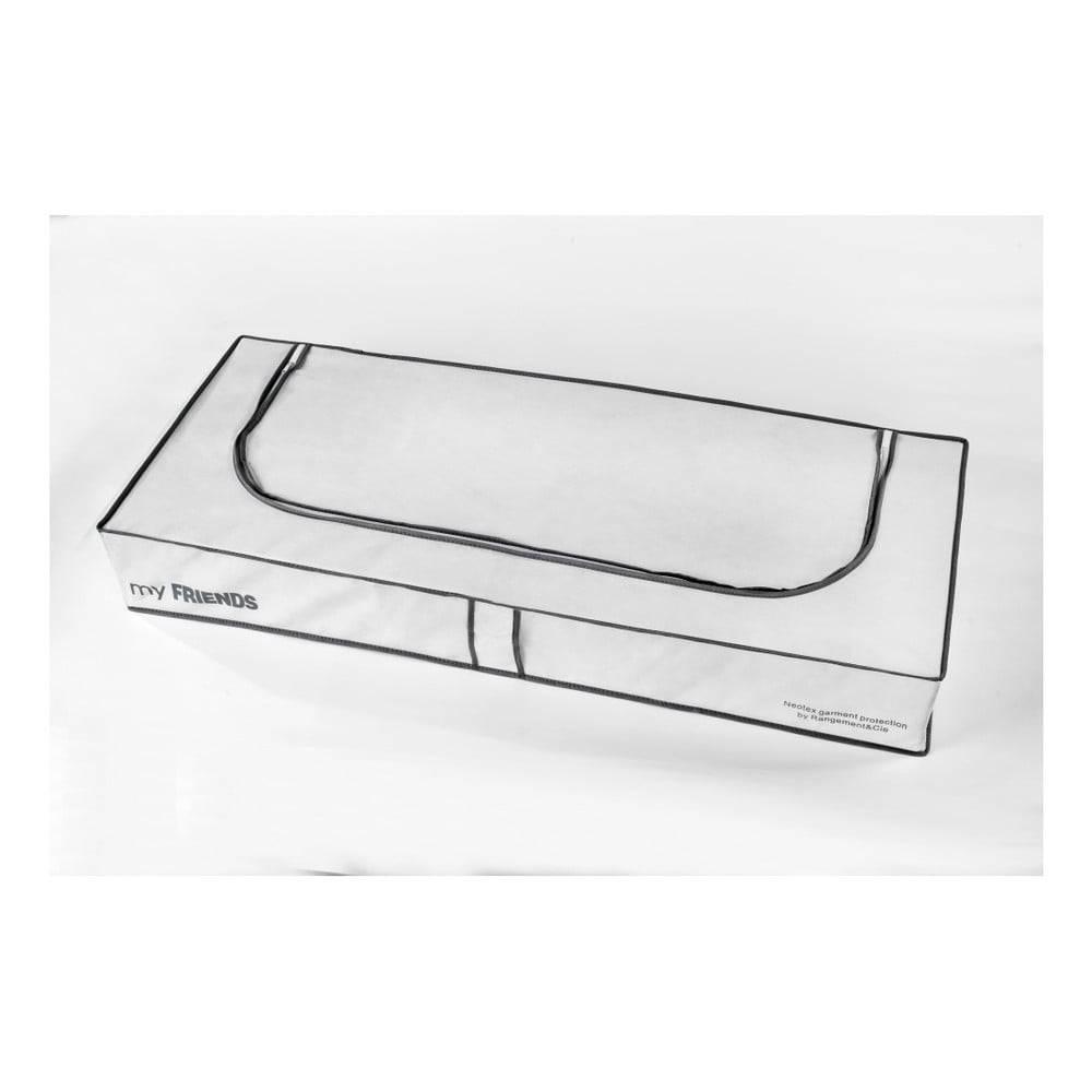 Biely úložný box Compactor ...