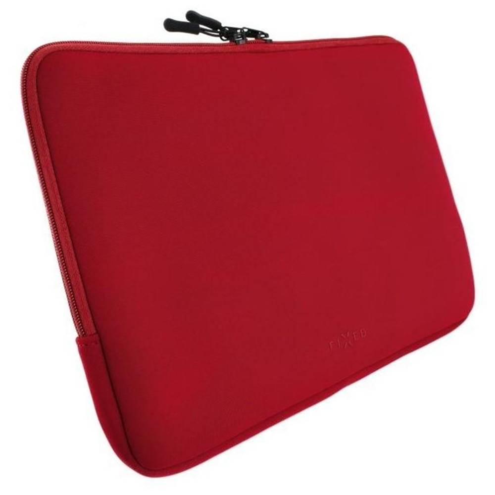 """FIXED Puzdro na notebook Fixed Sleeve do 13"""" červené"""