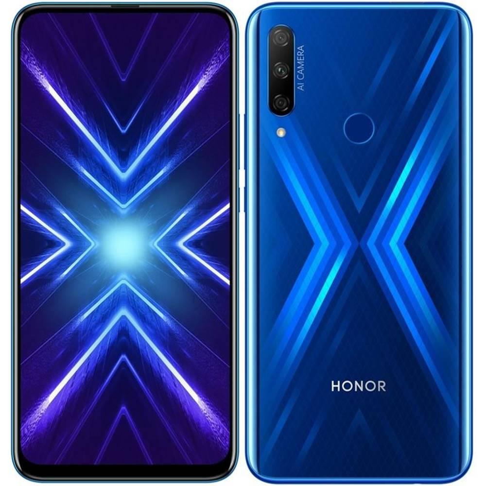 Honor Mobilný telefón Honor 9X modrý