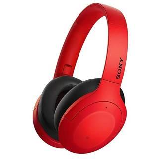 Slúchadlá Sony WH-H910N červená