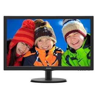 Monitor Philips 223V5lhsb2 čierny