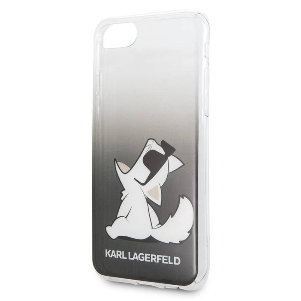 Karl Lagerfeld Kryt na mobil Karl Lagerfeld Fun Sunglasses na Apple iPhone 8/SE