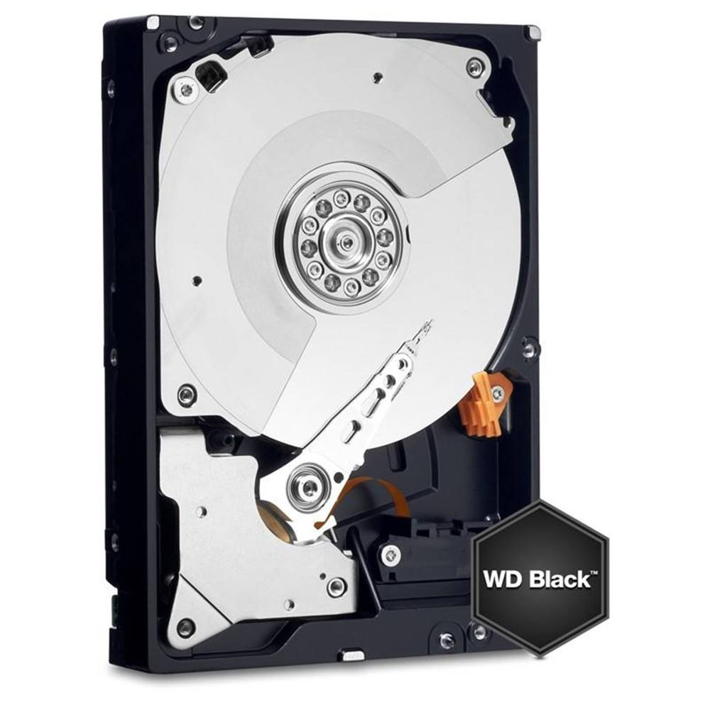 "Western Digital Pevný disk 3,5"" Western Digital Black 4TB"