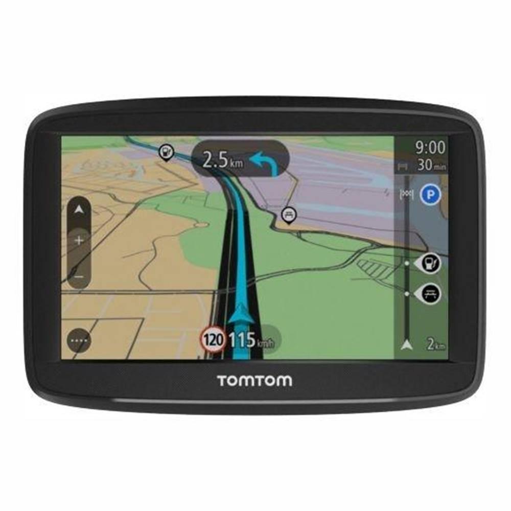 Tomtom Navigačný systém GPS Tomtom Start 42 Regional CEE čierna