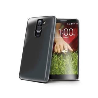 Kryt na mobil Celly Gelskin na LG G2 priehľadný