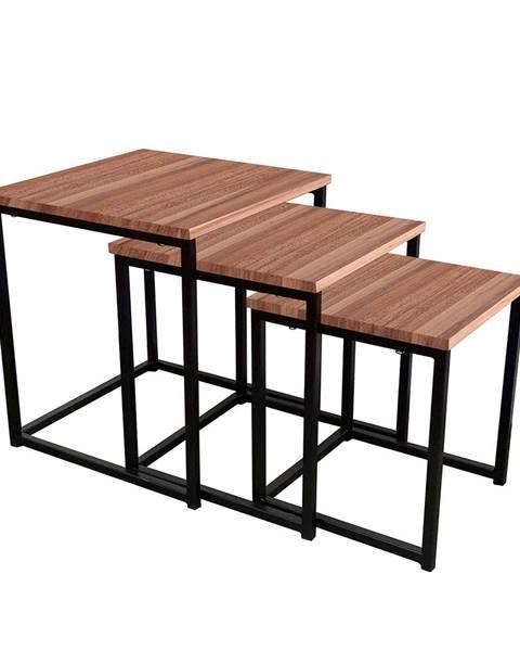 Orechový stôl Tempo Kondela