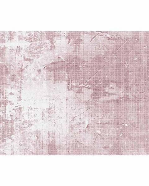 Ružový koberec Tempo Kondela