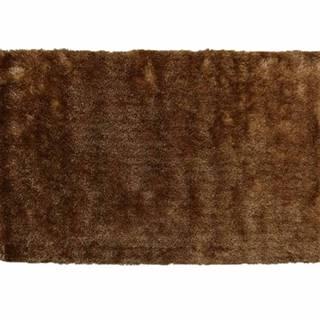 Koberec hnedozlatá 140x200 DELAND