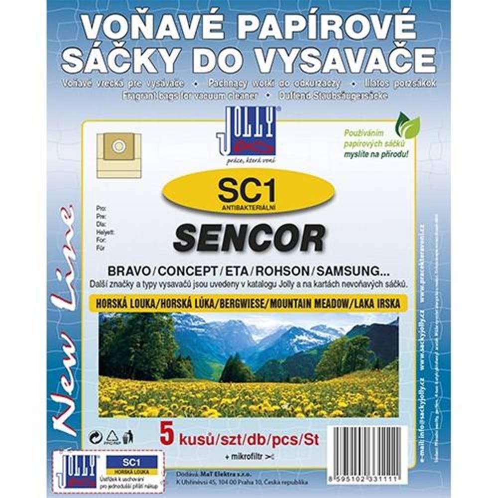 Jolly Sáčky pre vysávače Jolly 3111S SC 1 Sencor
