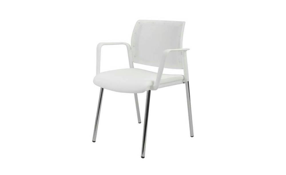 Sconto Konferenčná stolička KENTAUR biela