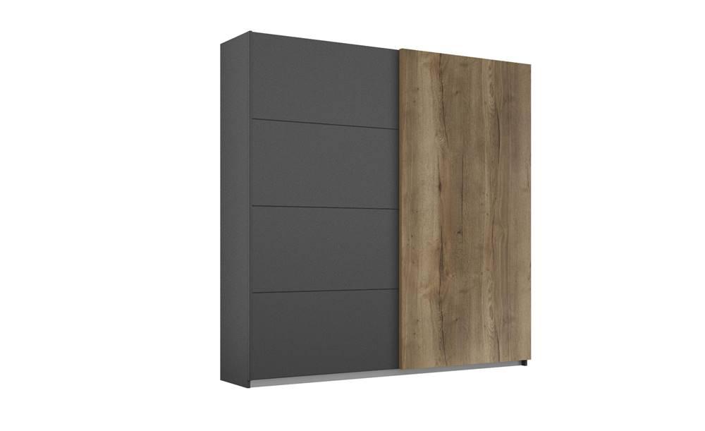 Sconto Šatníková skriňa WINDSOR 2-dverová