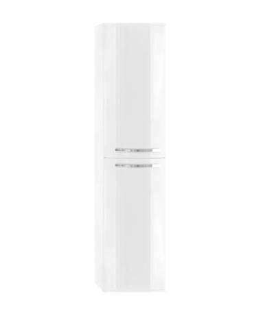 Závesná skrinka SALINAS biela