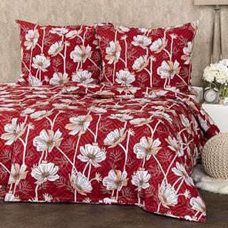 4Home Bavlnené obliečky Lúčna kvetina, 140 x 220 cm, 70 x 90 cm